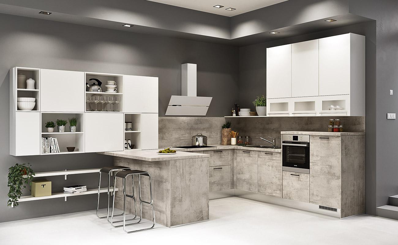 oht cuisine electro. Black Bedroom Furniture Sets. Home Design Ideas